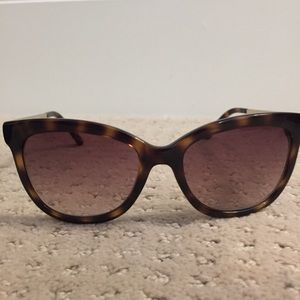 Banana Republic Tortoise Shell Sunglasses